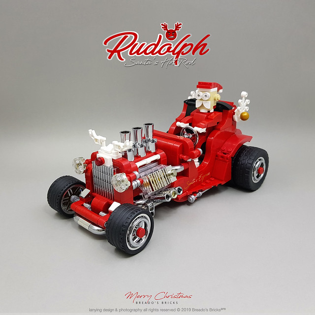 RudolphHotRod1