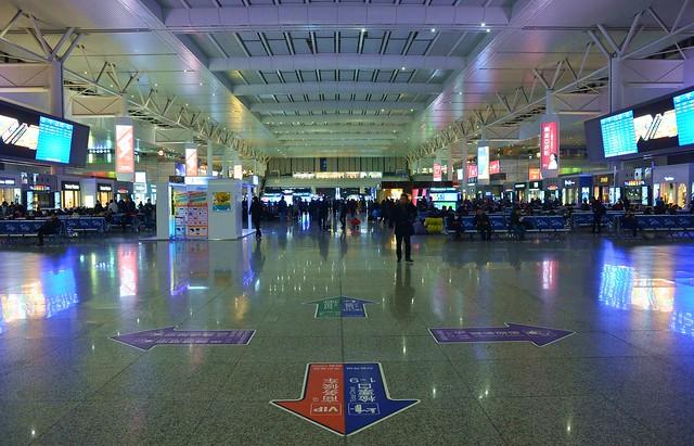 Shanghai - Hongqiao Railway Station