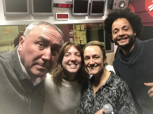 Última Tertulia Social en Ganbara Radio Euskadi del año 2019