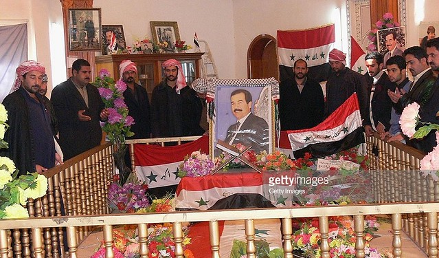 4388 12 years after his death, where is Saddam's body 01