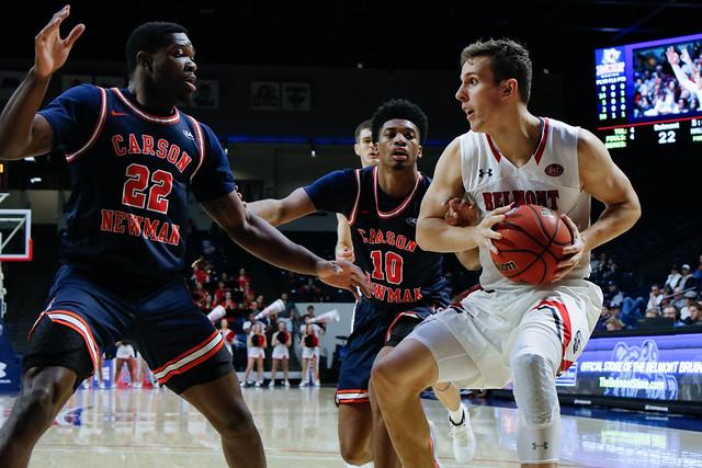 Men's Basketball vs Carson-Newman University