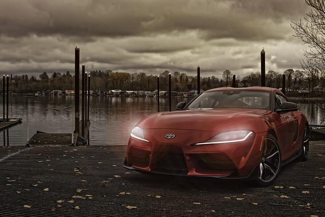 Toyota Supra (Stevens Point)