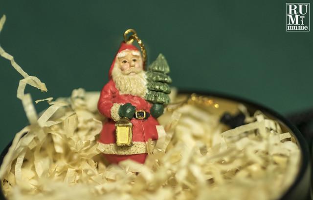Christmas (decorations) Still life.