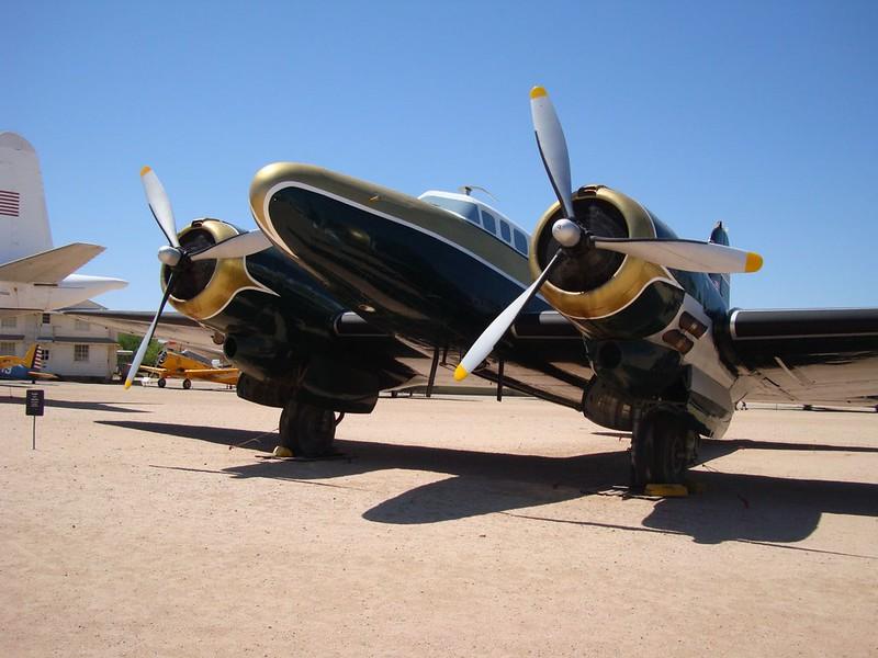B-23 Dragon 4