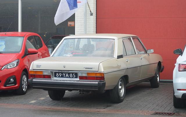 1977 Peugeot 604SL 89-YA-85