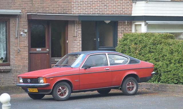 1978 Opel Kadett C Coupe 96-UM-01