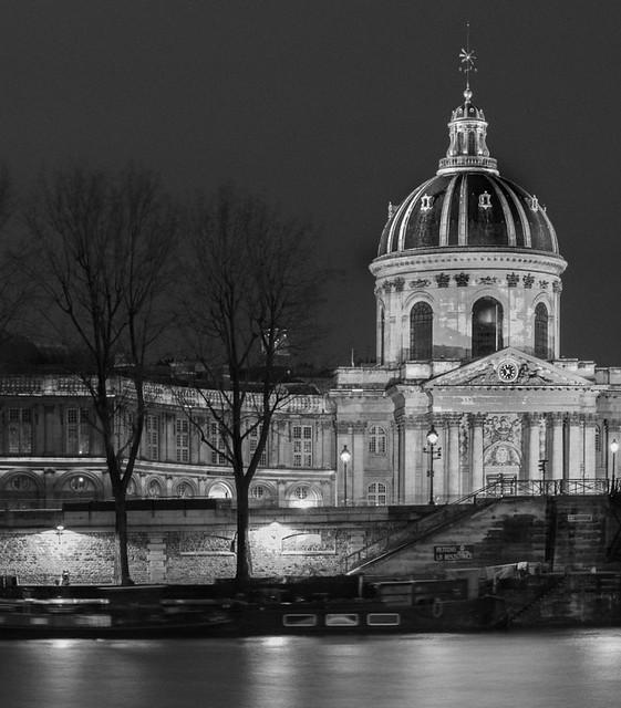 Paris, Institut de France.
