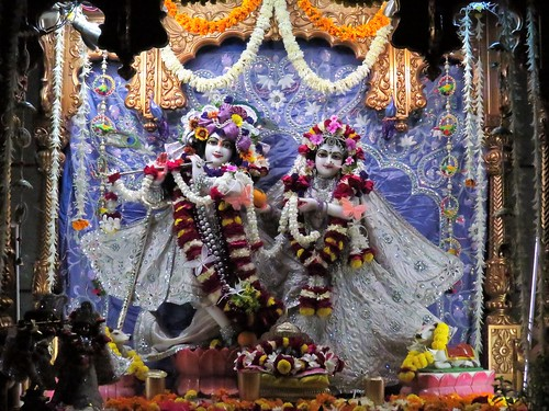 ISKCON Vallabh Vidyanagar Deity Darshan 12 Dec 2019