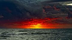 Fuego en alta mar I
