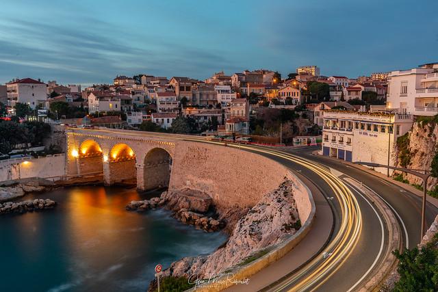 Le Pont de la Fausse Monnaie, Marseille