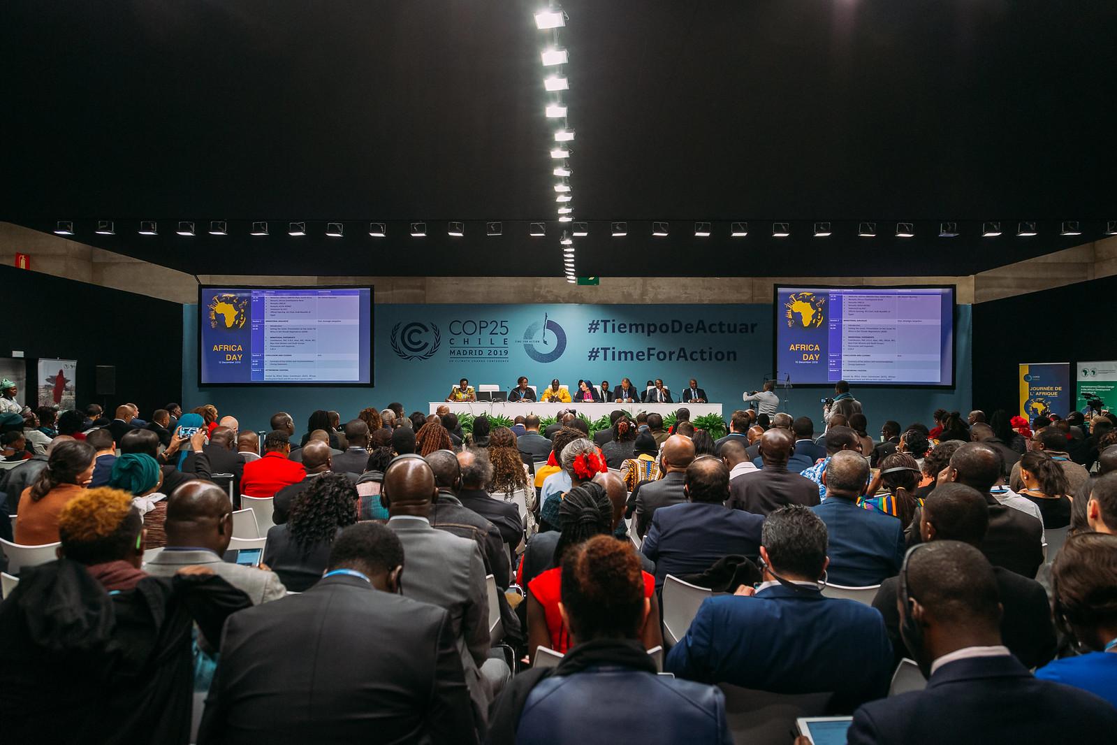 COP25 – Africa Day – 10 December 2019