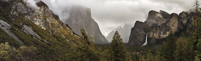 Yosemite April