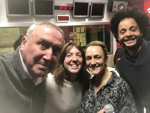 Tertulia Social en Ganbara de Radio Euskadi