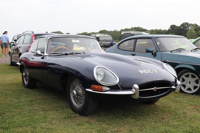 Jaguar E-Type Series 1 Coupe REC7