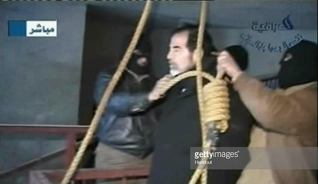 4388 12 years after his death, where is Saddam's body 03