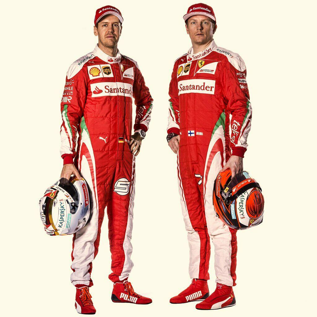 F1 Ferrari Racing Suit Description Suit Which Is Made Of Flickr