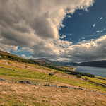 18. August 2018 - 14:03 - A summery day at Loch Broom near Ullapool, Scotland.
