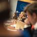La Portavoz del Grupo Parlamentario Popular, Cayetana Álvarez de Toledo, preside la reunión formacional de los diputados populares de la XIV Legislatura. (12/12/2019)