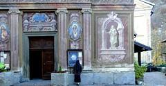 Vernante (Piemonte, It) – La piété à l'italienne