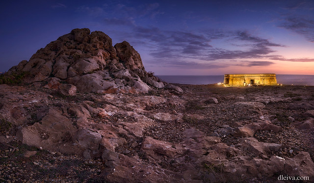 Castillo de Guardias Viejas, El Ejido, Almería