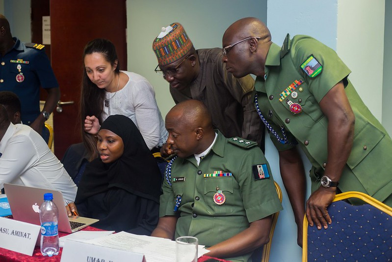 Abeokuta Nov 2019 - ICL course with training-of-trainers component