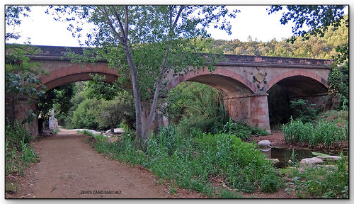 Pont de can Camp, Riells del Fai (el Vallès Oriental)