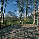 Entrance to Winckley Square Gardens