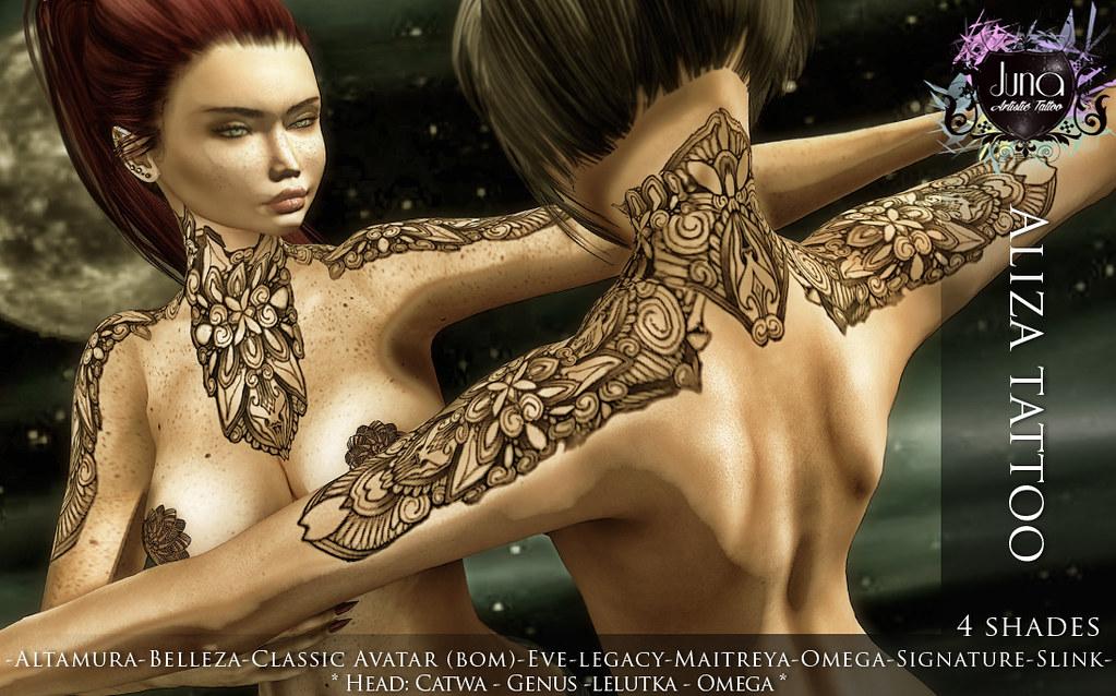 Aliza tattoo