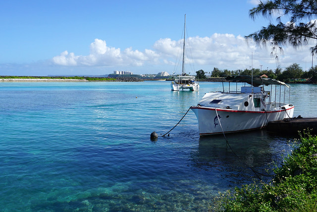 Agana Bay, Guam