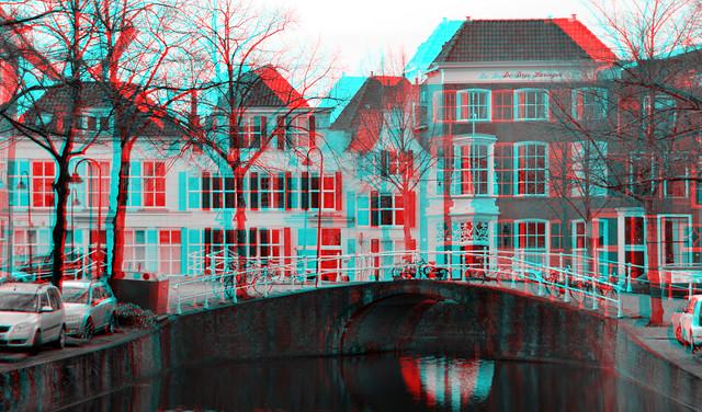 grachten Delft 3D