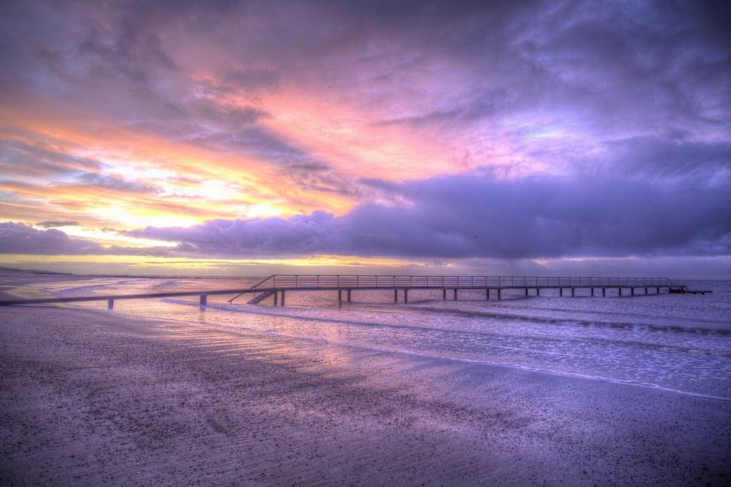Coastal Winter Morning