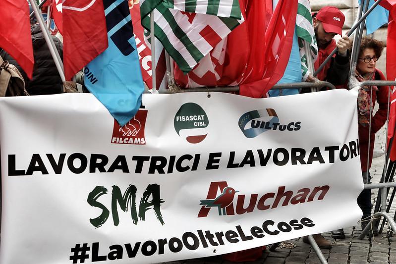 Cgil, Cisl e Uil 'Settimana di mobilitazione per il lavoro' – 12 dicembre, manifestazione assemblea nazionale a Roma