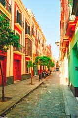 People in Seville