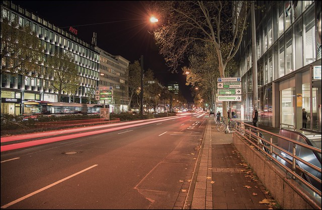 - Berliner Allee -
