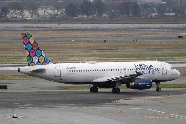 SF-N648JB-JETBLUE-A320-200-JFK-20 OCT 19 - 01