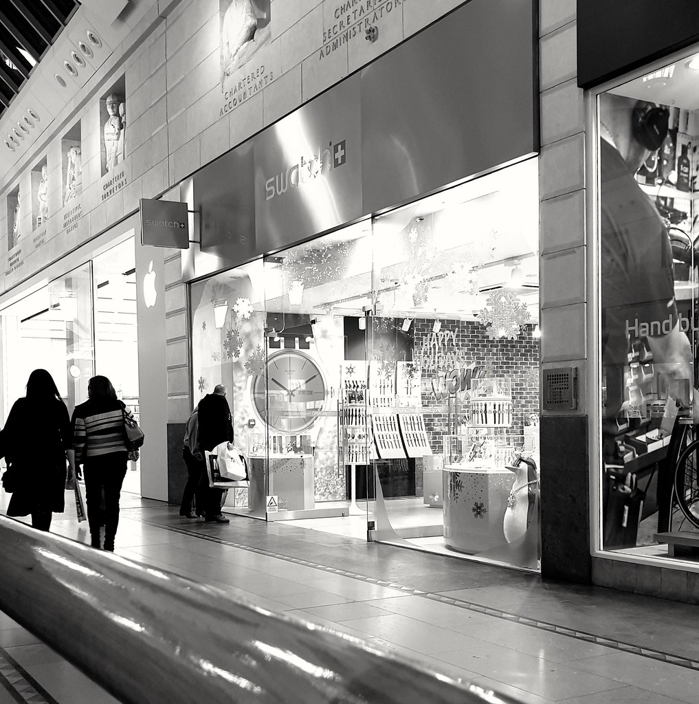Swatch, Bluewater