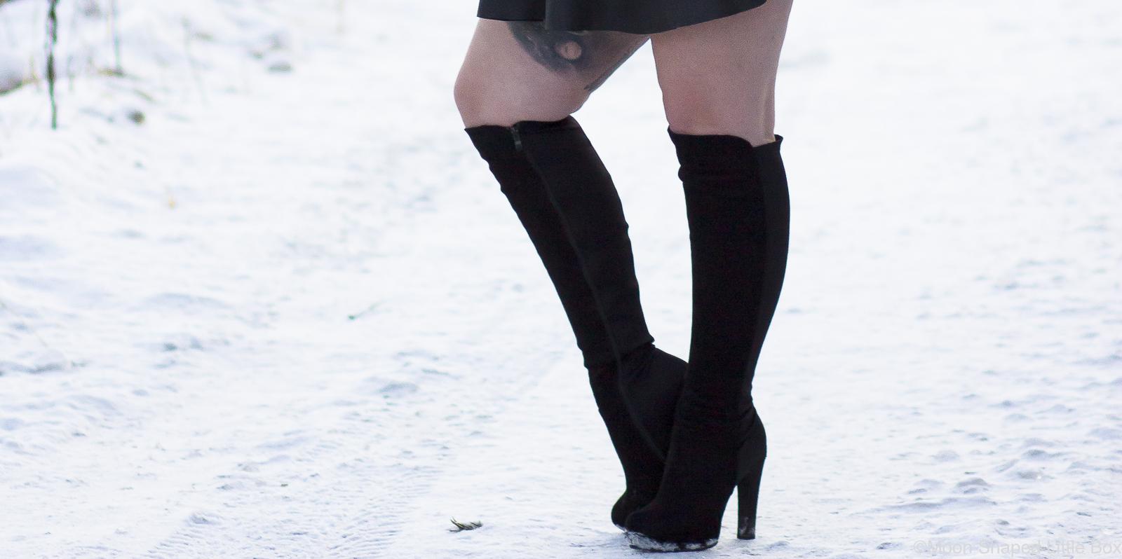 Mustat-saappaat
