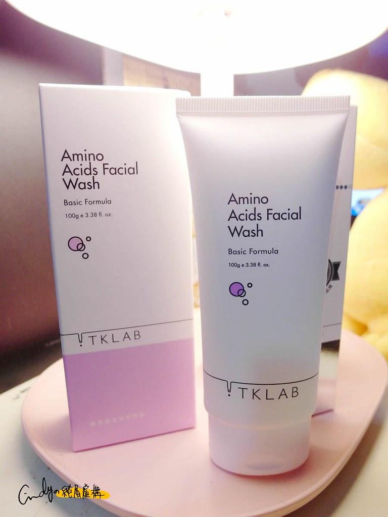 TKLAB 氨基酸溫和潔顏霜