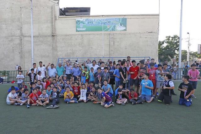#EnTerreno : Cierre Talleres Deportivos en Barrio Huemul