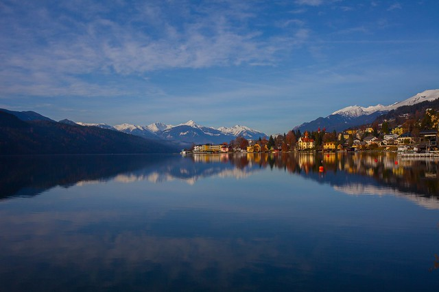 December in Millstatt ...