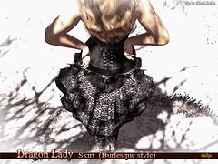 Dragon Lady Skirt