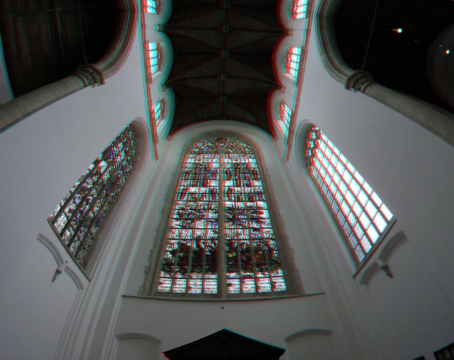 Nieuwe Kerk Delft 3D GoPro