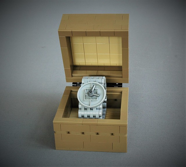 Lego Watch - New Elementary parts fest