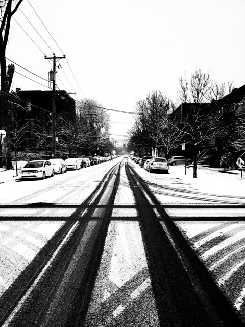 Winter Crossroads (Montreal)