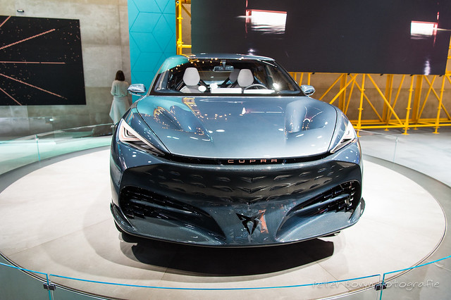 Cupra Tavascan Concept - 2019