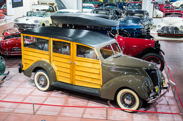 Ford Model 78 Deluxe V8 Woody - 1937