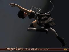 Dragon Lady Skirt 1