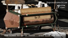 F-Class Espressomachine