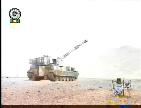 155mm-Raad-2-iran-maneuvers-inlj-2