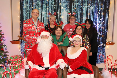 2019 DVH Santa Event